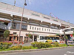 JR埼京線「武...