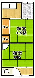 大正駅 3.0万円