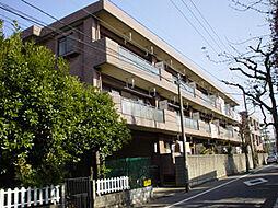 東京都杉並区上井草2丁目の賃貸マンションの外観