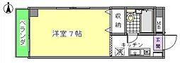 シティハイツ高円寺[301号室]の間取り