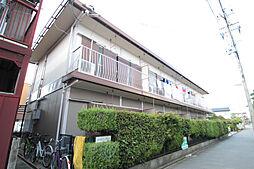 愛知県名古屋市昭和区川名本町2丁目の賃貸アパートの外観