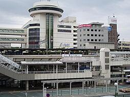 豊田市駅:車で...