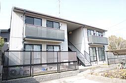 愛知県名古屋市瑞穂区玉水町2丁目の賃貸アパートの外観