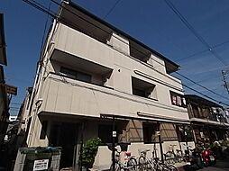 木村マンション[101号室]の外観