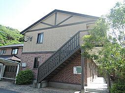 福岡県北九州市八幡西区三ツ頭2丁目の賃貸アパートの外観