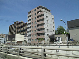 北海道札幌市東区北五条東8丁目の賃貸マンションの外観