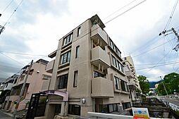 兵庫県神戸市灘区備後町1丁目の賃貸マンションの外観
