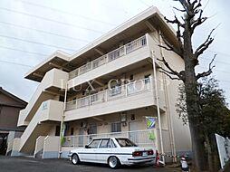 東京都日野市百草の賃貸マンションの外観