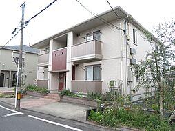 埼玉県さいたま市浦和区領家4丁目の賃貸アパートの外観