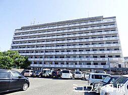 福岡県太宰府市朱雀1丁目の賃貸マンションの外観