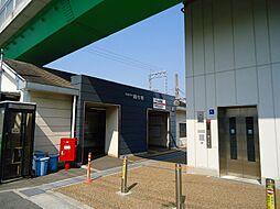 南海箱作駅