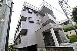 ステージ湘南第一[3階]の外観