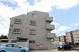 愛知県名古屋市守山区幸心2丁目の賃貸マンションの外観
