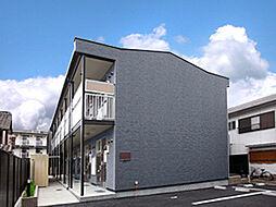 兵庫県尼崎市常光寺2丁目の賃貸アパートの外観