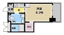 アンギンルマ[7階]の間取り