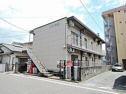 福岡県北九州市八幡西区穴生2丁目の賃貸アパートの外観