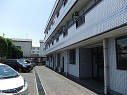 埼玉県さいたま市北区盆栽町の賃貸マンションの外観