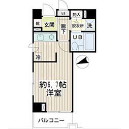 エミネンス富士小堀ビル[3階]の間取り