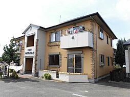 福岡県久留米市小森野3丁目の賃貸アパートの外観