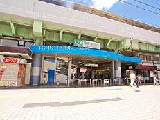 周辺環境-駅(1200m)JR常磐線「亀有」駅(徒歩15分)