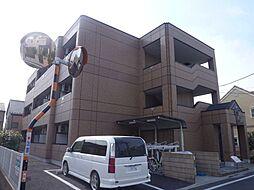 東京都足立区江北3丁目の賃貸マンションの外観
