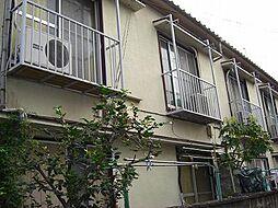 第二町田荘[203号室]の外観