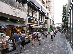 仙川商店街