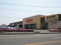 ホーマック スーパーデポひたち野うしく店(3052m)