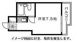 さくらビル[305号室]の間取り