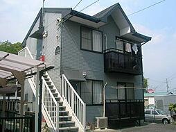 兵庫県伊丹市緑ケ丘1丁目の賃貸アパートの外観