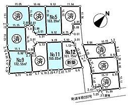 No.9区画図...