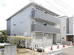 レジデンスYAEZAKI[203号室]の外観