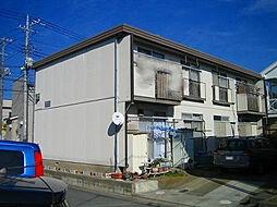 三橋ハイツA[102号室]の外観