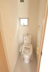 2階トイレ、温...