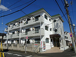 第3青山マンション[2階]の外観