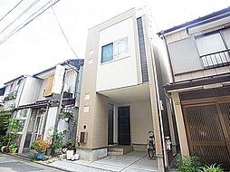 [タウンハウス] 東京都足立区千住柳町 の賃貸【/】の外観