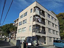 愛媛県松山市御幸1丁目の賃貸マンションの外観