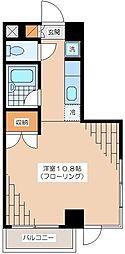 サンヒルズ[2階]の間取り