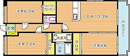 プリンシプル[1階]の間取り