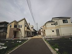全13棟の大型開発分譲地