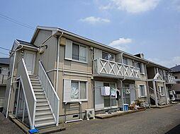 サニーハイム狭山A[101号室号室]の外観