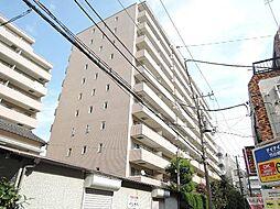 テラス竹ノ塚イースト[608号室]の外観