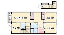 亀山駅 7.7万円