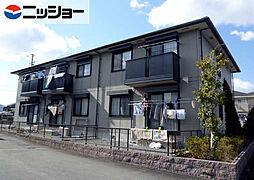シンフォニーB棟[1階]の外観