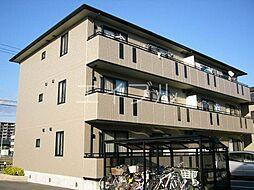 ディアコート札場 A棟[3階]の外観