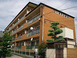コーポラス府中[4階]の外観