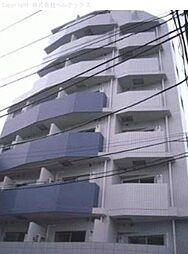 東京都豊島区巣鴨の賃貸マンションの外観