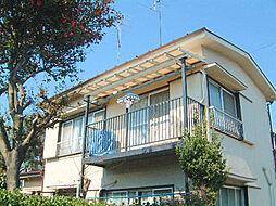 松峰荘[2階]の外観