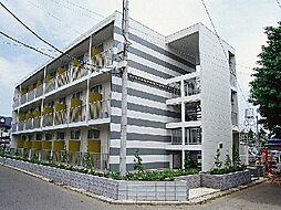 レオパレスパークハイムNS202[2階号室]の外観