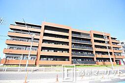 愛知県豊田市若林東町宮間の賃貸アパートの外観